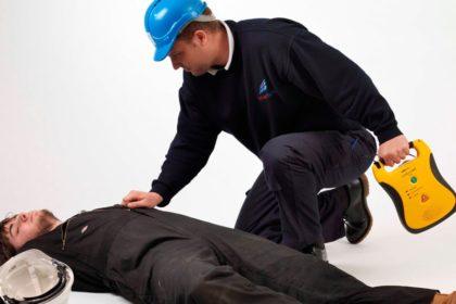 defibrillatore automatico esterno