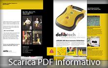 Defibrillatore - Scheda Tecnica