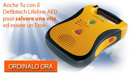 ordina defibtech lifeline AED ora