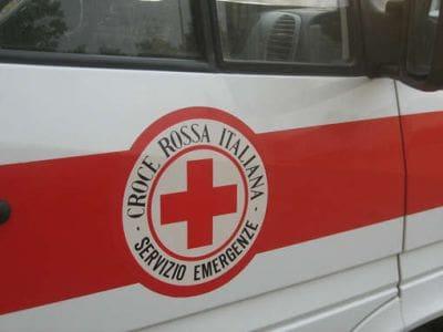 croce rossa defibrillatore