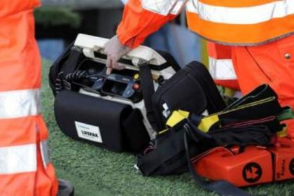 defibrillatore ambienti sportivi.