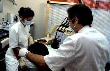 malore dal dentista