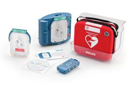 problemi sicurezza defibrillatore philips
