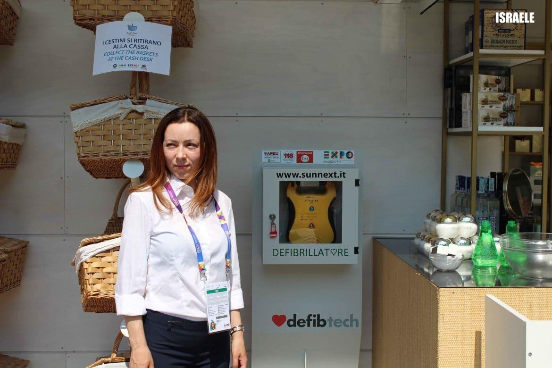 Israele Expo 2015