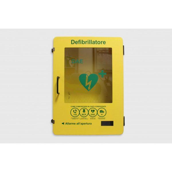 Armadio esterno defibrillatore