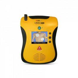 Defibrillatore lifeline view