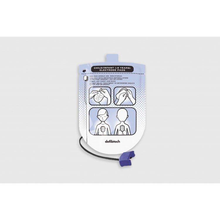 Kit pediatrico defibrillatore