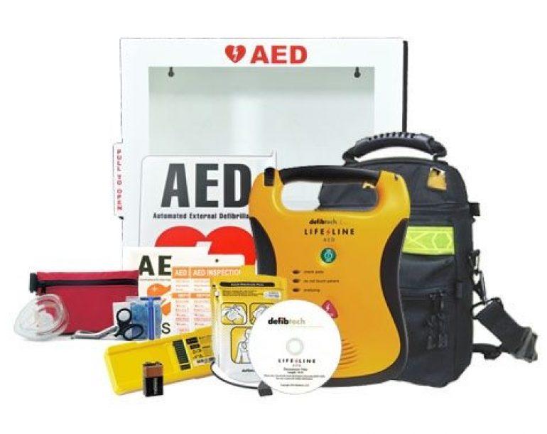 accessori defibrillatore