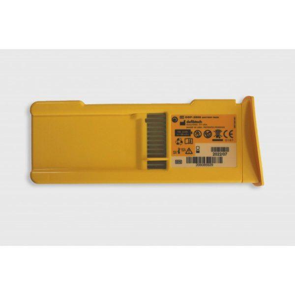 batteria defibrillatore