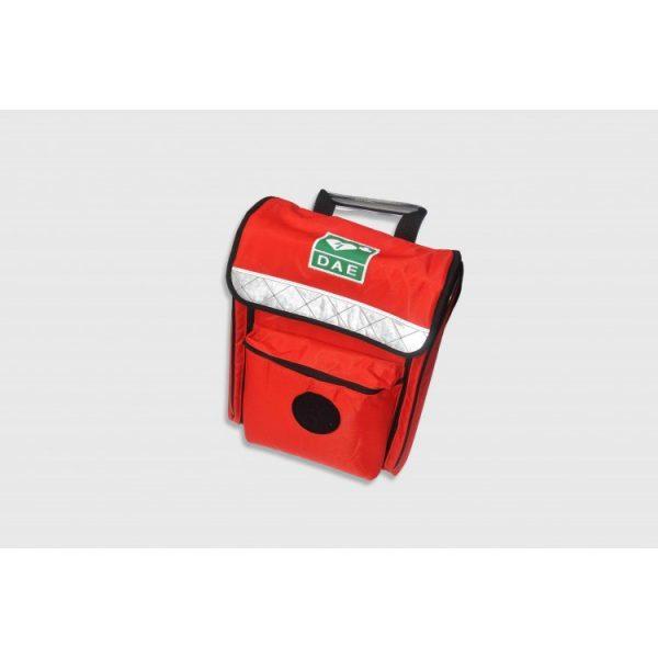 zaino defibrillatore