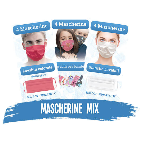 MASCHERINE MIX